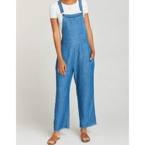 Show Me Your Mumu | Chambray Kingston Overalls